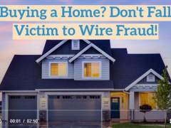 How to Protect Your Down Payment from Wire Fraud