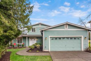 Bridle Trails 2-Story in Kirkland [SOLD]